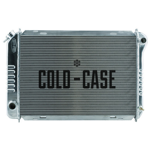 Cold Case Radiators LMM570-1 87-93 Mustang Radiator