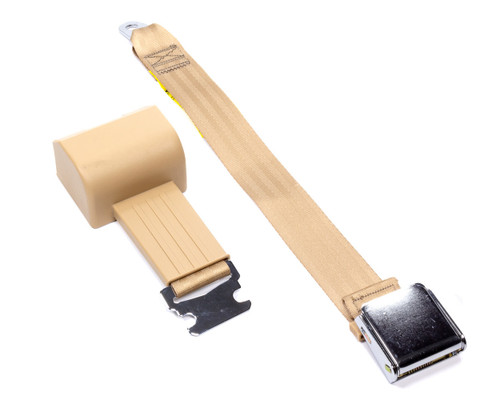 Beams Seatbelts 80694878-00-AA 2 Pt Retractable Seat Belt Airplane Style
