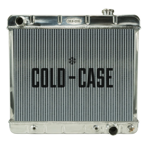 Cold Case Radiators GMT555A 63-66 Chevy/GMC Pickup Radiator AT