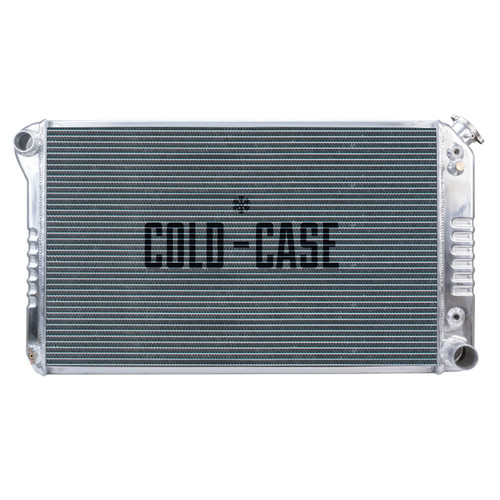 Cold Case Radiators GMT556A 77-87 Chevy/GMC Pickup Radiator AT
