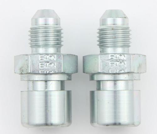 Aeroquip FCM2946 #4 To 10mmx1.0 Female Steel Adapter