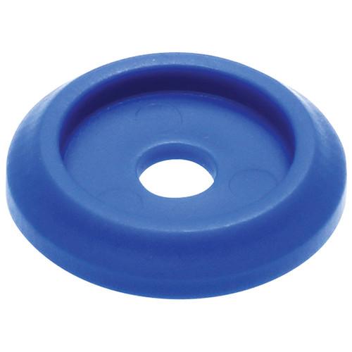 Allstar Performance 18848-50 Body Bolt Washer Plastic Blue 50pk