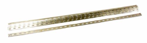 Allstar Performance 23120-5 Alum Body Strap Slotted 3/16x1x46 5pk