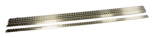 Allstar Performance 23124-5 Alum Angle Slotted 1/8x1x72 5pk
