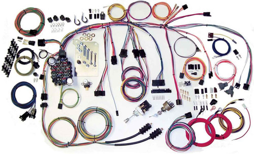 American Autowire 500560 60-66 Chevy Truck Wiring Harness
