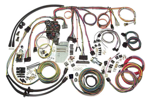 American Autowire 500423 55-56 Chevy Classic Update Wiring System