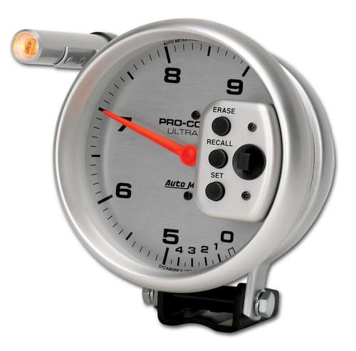 Autometer 6854 5in Ultra-Lite Tach - 9000 RPM