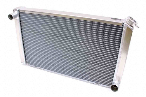 Be-Cool Radiators 35005 17x28 Radiator For Chevy