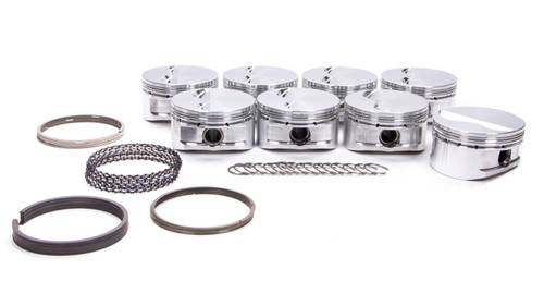 Cp Pistons-Carrillo S2060-8 SBC 305 Sprint Piston Discontinued 02/19/19 VD