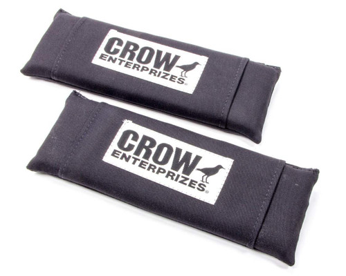 Crow Enterprizes 11564 Harness Pads 3in Velcro