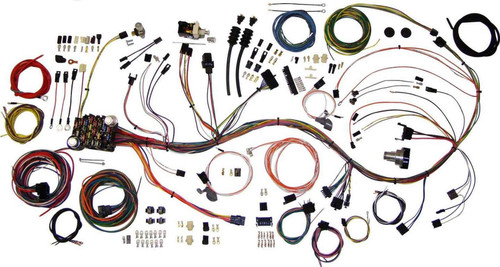 American Autowire 510089 69-72 Chevy Truck Wiring Harness
