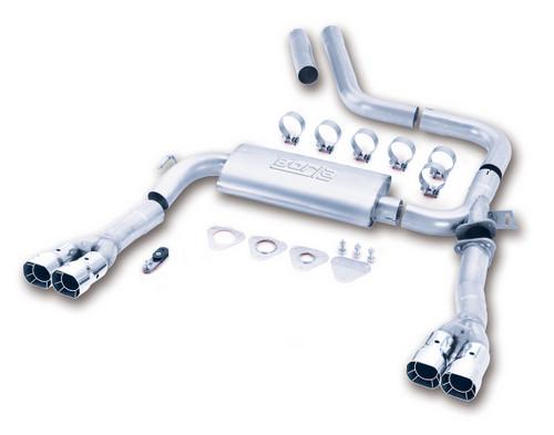 Borla 14780 98-02 Camaro Cat-Back Exhaust Kit