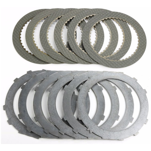 Coan 22201 Direct Clutch Plate Kit (6) High Energy Waffle