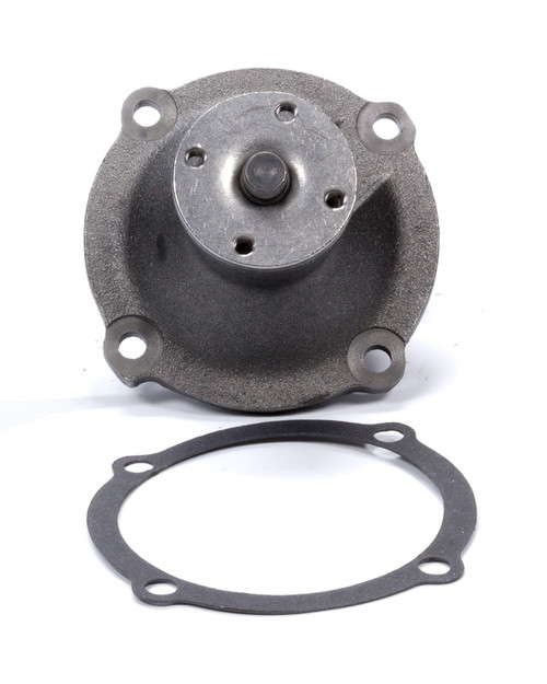 Mr. Gasket 70140NG BBM Water Pump Iron w/Natural Finish