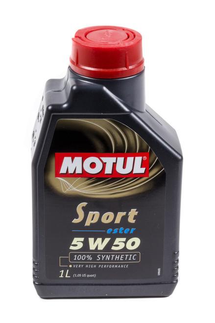 Motul Usa 103048 Sport 5w50 1 Liter