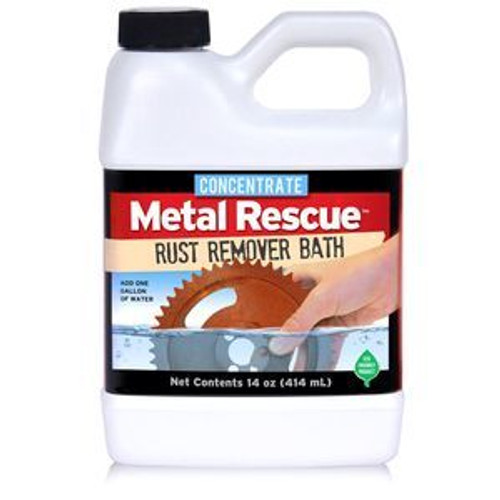 Workshop Hero WH003226 Metal Rescue Concentrate 14oz.