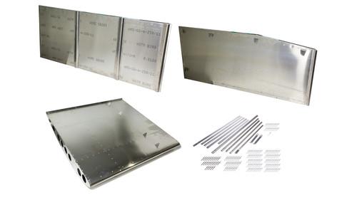 Wings Unlimited WU00014 Top Wing Flat Super Side Board