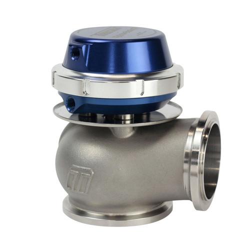 Turbosmart Usa TS-0506-1040 WG45 Hypergate 45mm Ext Wastegate 14 PSI Blue