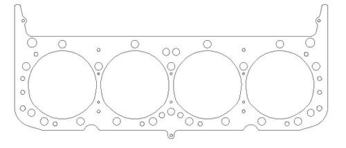 Cometic Gaskets C5272-040 4.165 MLS Head Gasket .040 - SBC