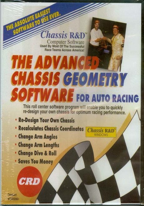 Chassis R And D 2001 The Advanced Chassis Geometry/Roll Center