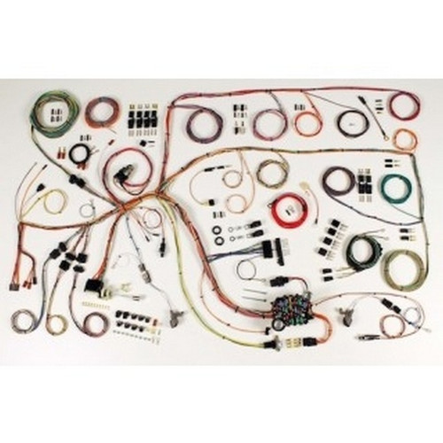 American Autowire 510379 60-64 Falcon/60-65 Comet Wiring Kit