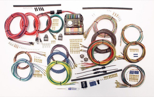 American Autowire 510419 62-74 Volkswagon Wiring Harness