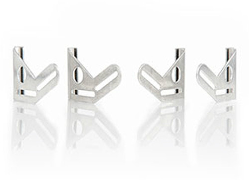 Be-Cool Radiators 72054 Mounting Brackets for Electric Fans