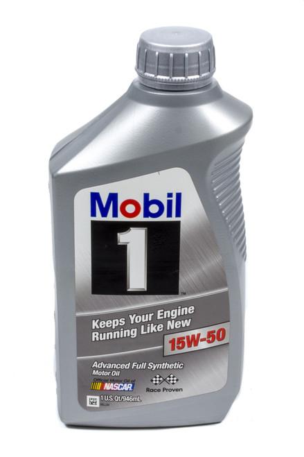 Mobil 1 122377-1 15W50 FS Oil 1 Quart