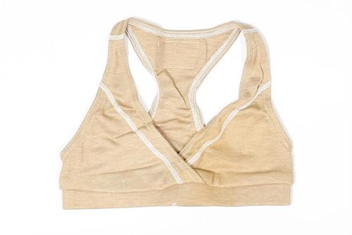 Pxp Racewear 453 Underwear Fire Resistant Bra Tan Medium