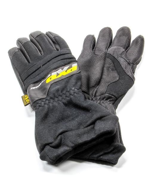 Pxp Racewear 586 Racing Gloves 2X-Large SFI 3.3/5 2 Layer Carbon