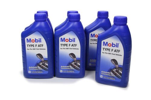 Mobil 1 122974 ATF Oil Type F Case 6x1 Quart