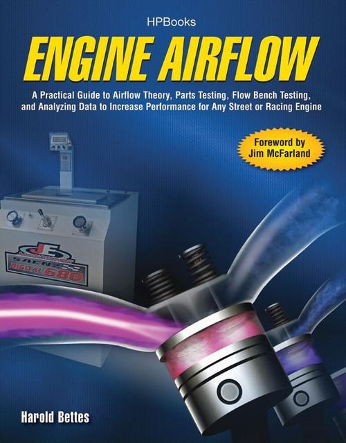 Hp Books HP1537 Engine Airflow Handbook
