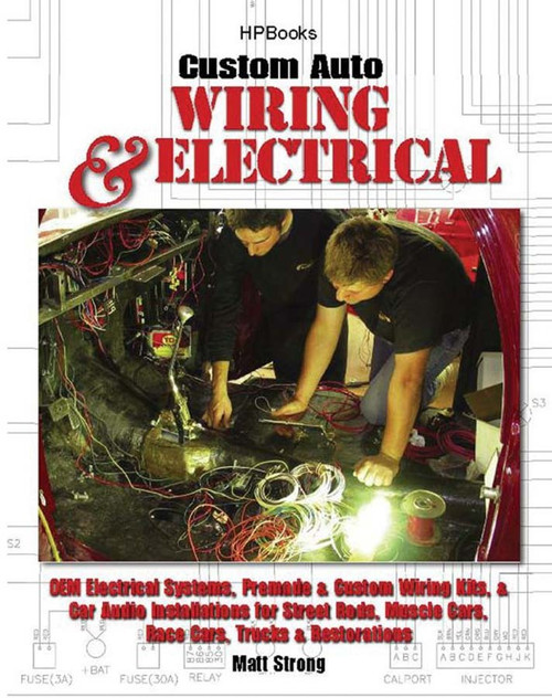 Hp Books HP1545 Performance & Custom Wiring & Electrical