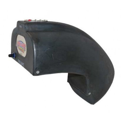 Fuel Safe SB230AT 30 Gal Comp Dominator Tail Tank Assembly