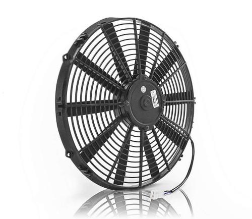 Be-Cool Radiators 75014 16in Puller Fan Straight Blade