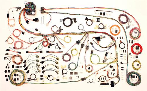 American Autowire 510603 1967-75 Mopar A-Body Wiring Kit