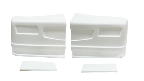 Dominator Racing Products 300-WH SS Nose White Dominator SS