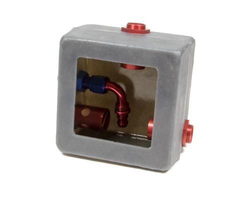 Fuel Safe ST100-8 Surge Tank w/ -8 fitting