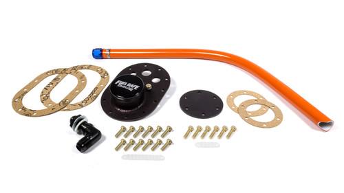 Fuel Safe TOC-4X6-28C Top Outlet Conversion Kit 28gal w/Cap