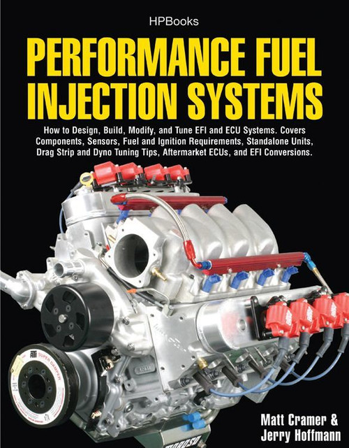 Hp Books HP1557 Performance Fuel Injection Systems Book