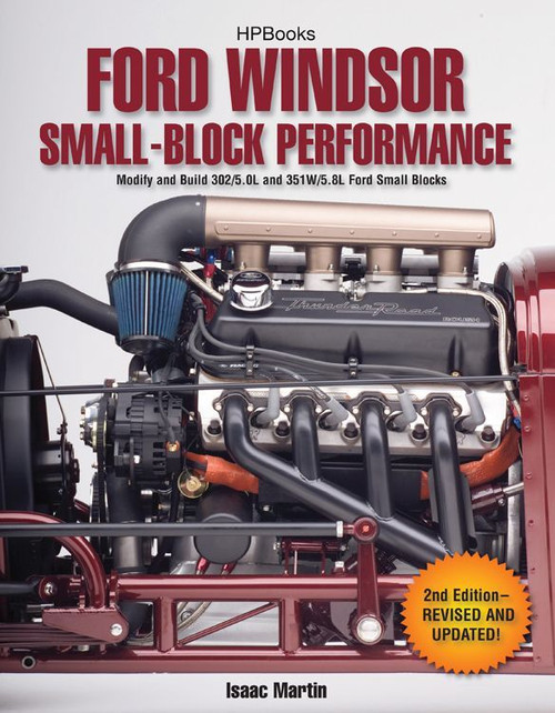 Hp Books HP1558 Ford Windsor Small Block Performance Book