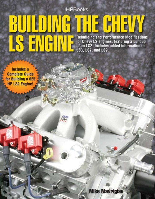 Hp Books HP1559 Building Chevy LS Engine Book