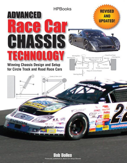 Hp Books HP1562 Adv Race Car Chassis Technology Book
