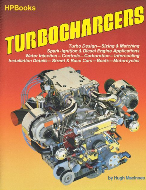 Hp Books HP49 Turbocharger Handbook