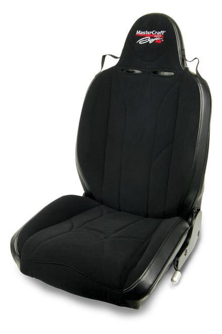 Mastercraft 504024 Baja RS Left Side Seat Black