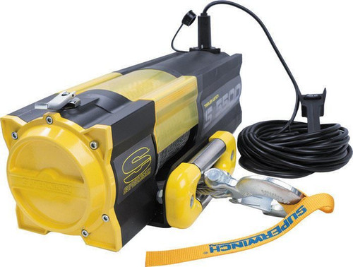 Superwinch 1455200 S5500-5500# Winch Discont. 2017 Wed Apr 04