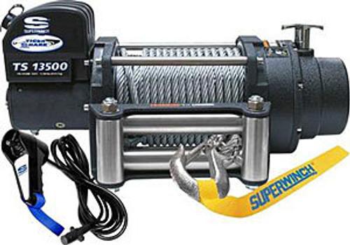 Superwinch 1513200 13500# Winch w/Roller Fairlead & 12ft Remote