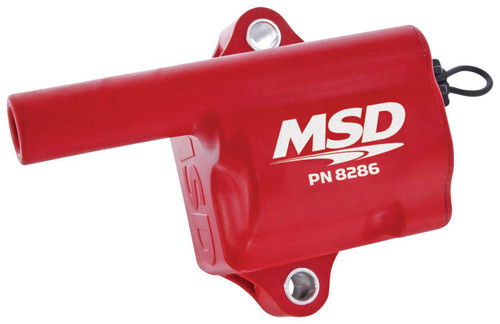 Msd Ignition 8286 GM LS Truck Style Coil - (1)