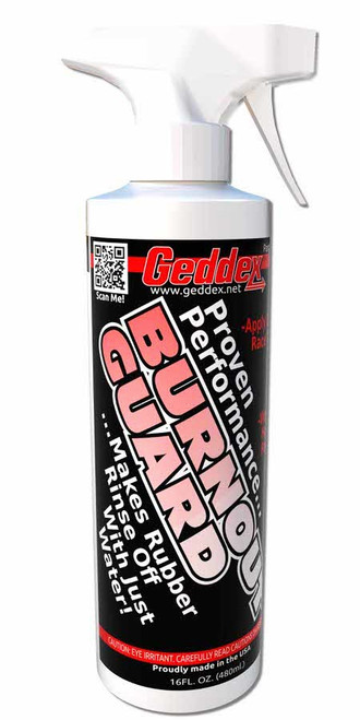 Geddex 321 Burnout Guard 16oz Bottle