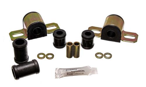 Energy Suspension 3-5165G Camaro Rr Sway Bar Bush Set Black